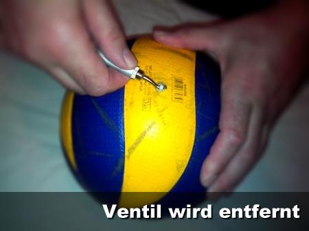 VolleyballReparatur